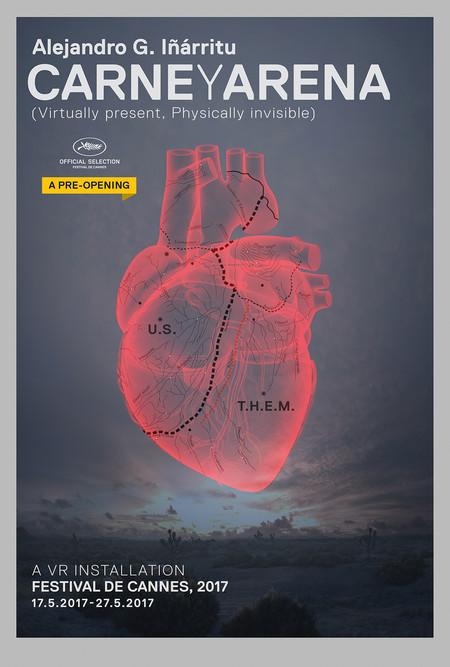 Alejandro Gonzalez Inarritu Sangre Arena Muestra Vr Festival Cannes