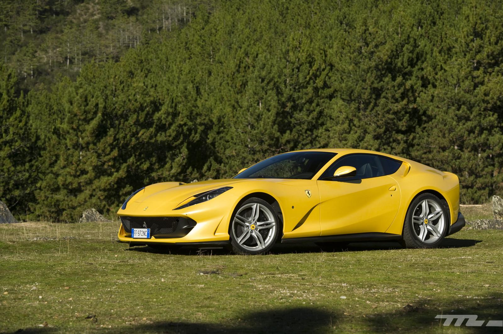 Foto de Ferrari 812 Superfast (prueba) (38/55)