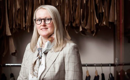 Kathryn Sargent Savile Row First Women