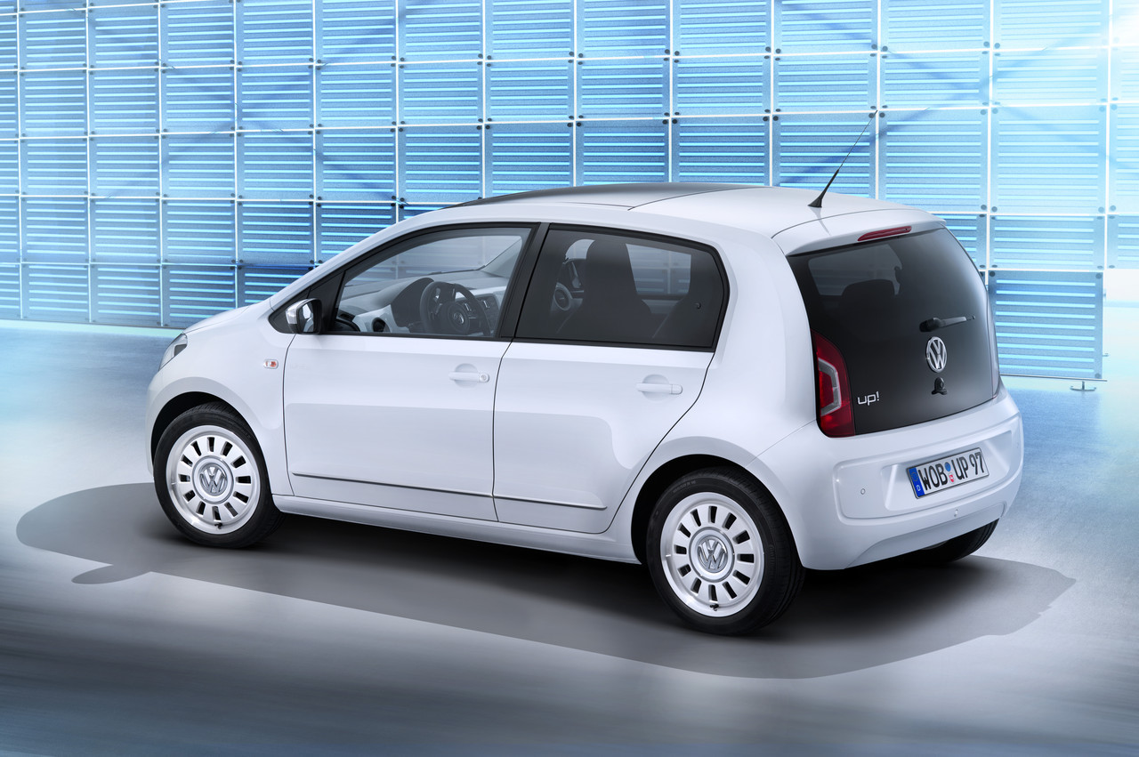 Foto de Volkswagen Up! (73/75)