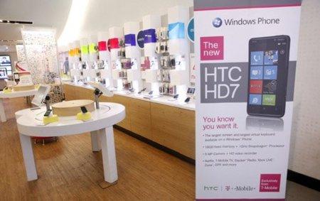 Windows Phone 7 llega hoy a las tiendas en los Estados Unidos