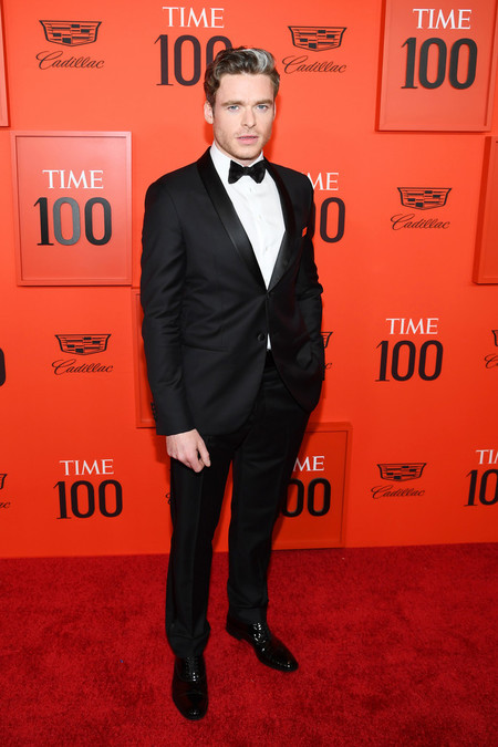 Richard Madden Time 100 Gala 2019 Red Carpet Alfombra Roja