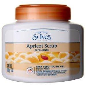 Probamos el exfoliante Apricot Scrub de St. Ives