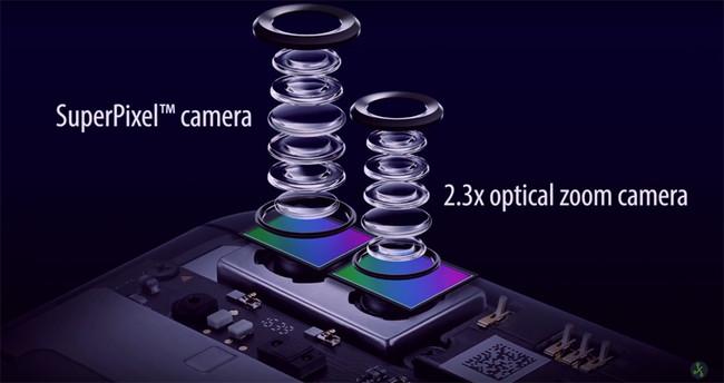 Asus Zenfone Zoom S Camaras