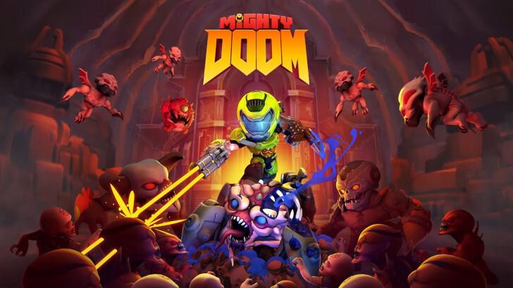 La lucha contra el Infierno de Doom™ vuelve a Android™ de la mano de 'Mighty Doom', ya en entrada anticipado