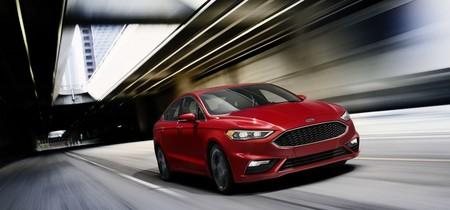 El Fusion podría tener los días contados. Ford canceló los planes de rediseño del auto para 2020