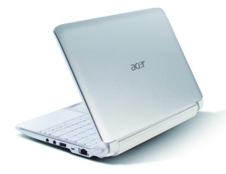 Acer Aspire One 532G, ultraportátil con reproducción a 1080p y 10 horas de batería