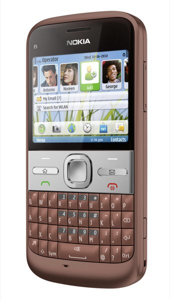 Foto de Nokia E5 (4/7)