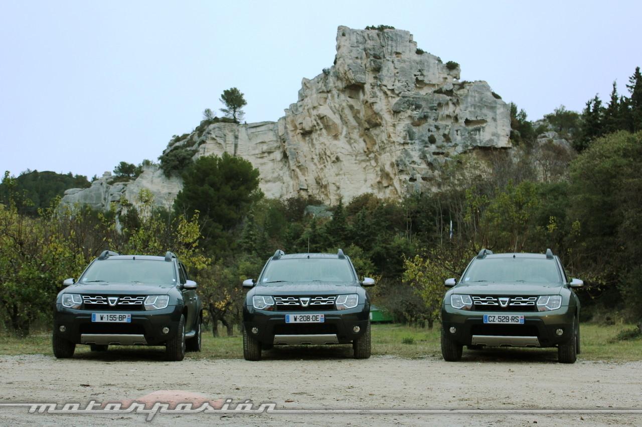 Foto de Dacia Duster 2014 - presentación (11/59)