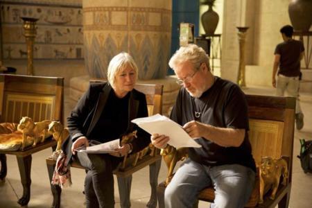Janty Jates y Ridley Scott