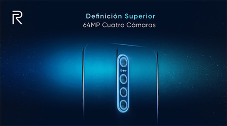 Realme X2 Pro Camaras
