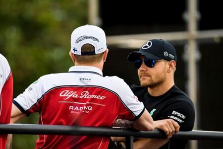 ¡Oficial! Valtteri Bottas dejará de ser compañero de Lewis Hamilton en Mercedes y seguirá en la Fórmula 1 con Alfa Romeo