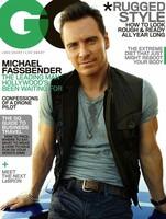 Michael Fassbender sudando la camiseta para la revista GQ ¡Ay omá!