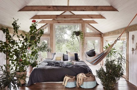 Una casa en Polonia perfecta para disfrutar del verano
