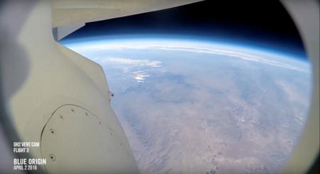 Space X y Blue Origin nos enseñan cómo sus cohetes reutilizables vuelven a tierra firme desde una perspectiva diferente