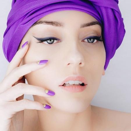 21 formas de lucir el ultravioleta en tus uñas esta primavera y triunfar en el intento