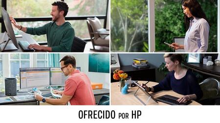La tecnología que las empresas necesitan a un coste mensual asequible, HP Impulsa
