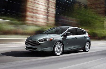 Llamada a revisión para el Ford Focus Electric por un problema con los faros