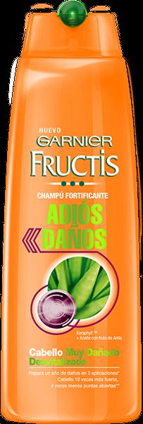 Champú Adios Daños de Garnier