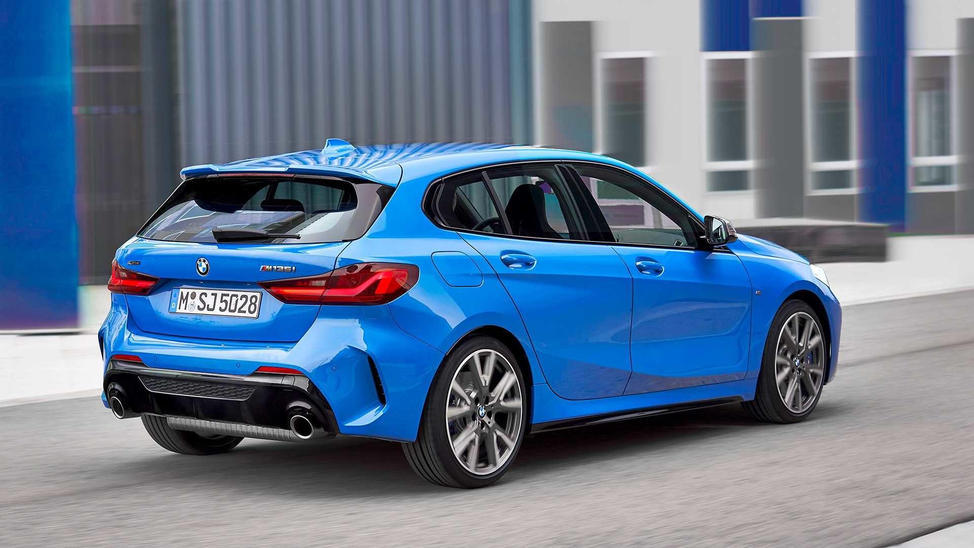 Foto de BMW Serie 1 2020 (10/66)