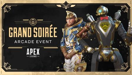 Apex Legends comenzará la semana que viene el evento Arcade Gran Velada con siete modos de juego rotatorios