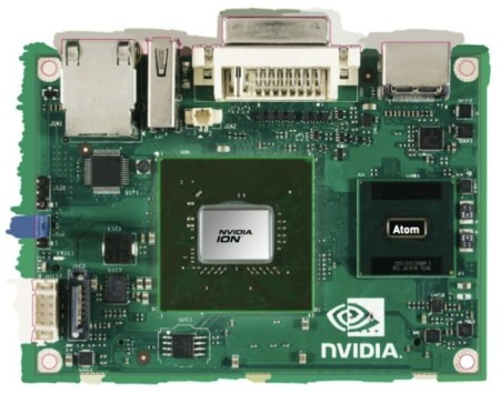 NVidia Ion motherboard