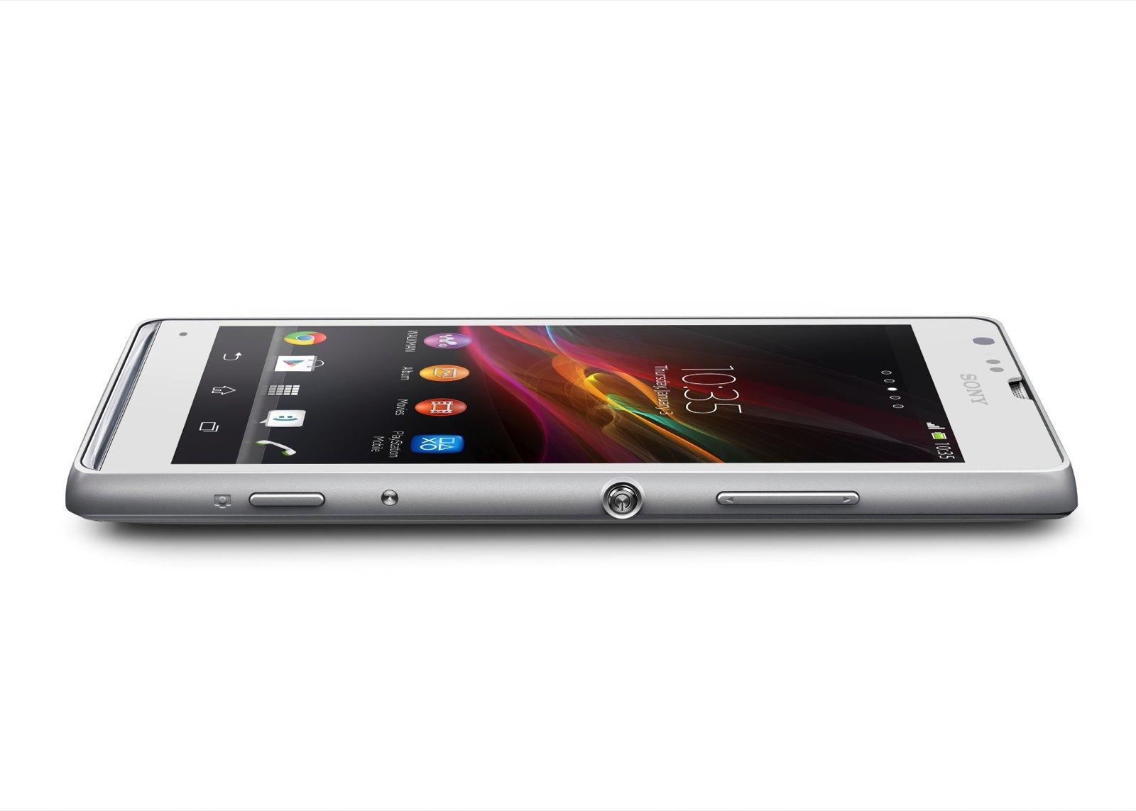 Foto de Sony Xperia SP, imágenes oficiales (5/12)