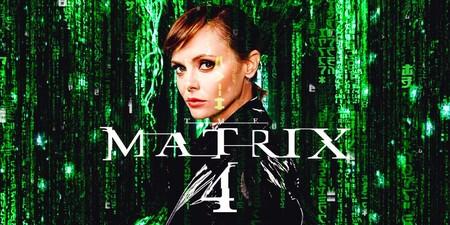 'Matrix 4': Christina Ricci es el as en la manga de Lana Wachowski para la esperada secuela