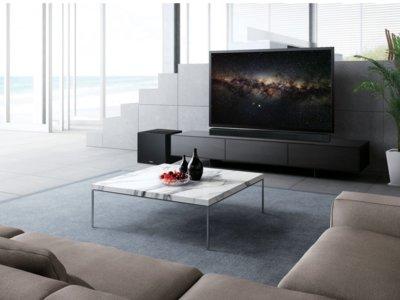 Yamaha YSP-2700, un proyector sonoro 7.1 para complementar tu tele plana