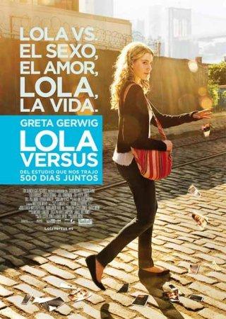 El cartel de Lola Versus