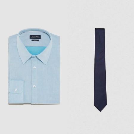 Trece Formidables Combinaciones De Camisas Y Corbatas Para Darle Vida A Cualquier Traje En Primavera 03