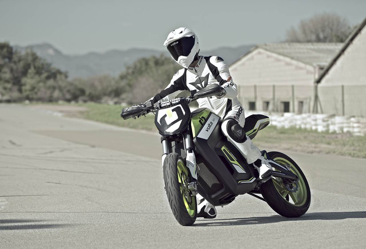 Foto de Salón de Milán 2012: Volta Motorbikes entra en la fase beta de su motocicleta - Volta BCN Track (12/28)
