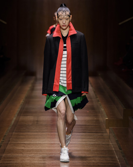 Burberry Autumn Winter 2019 Collection Look 2