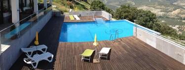 Seis casas rurales con infinity pool para disfrutar de un verano muy refrescante