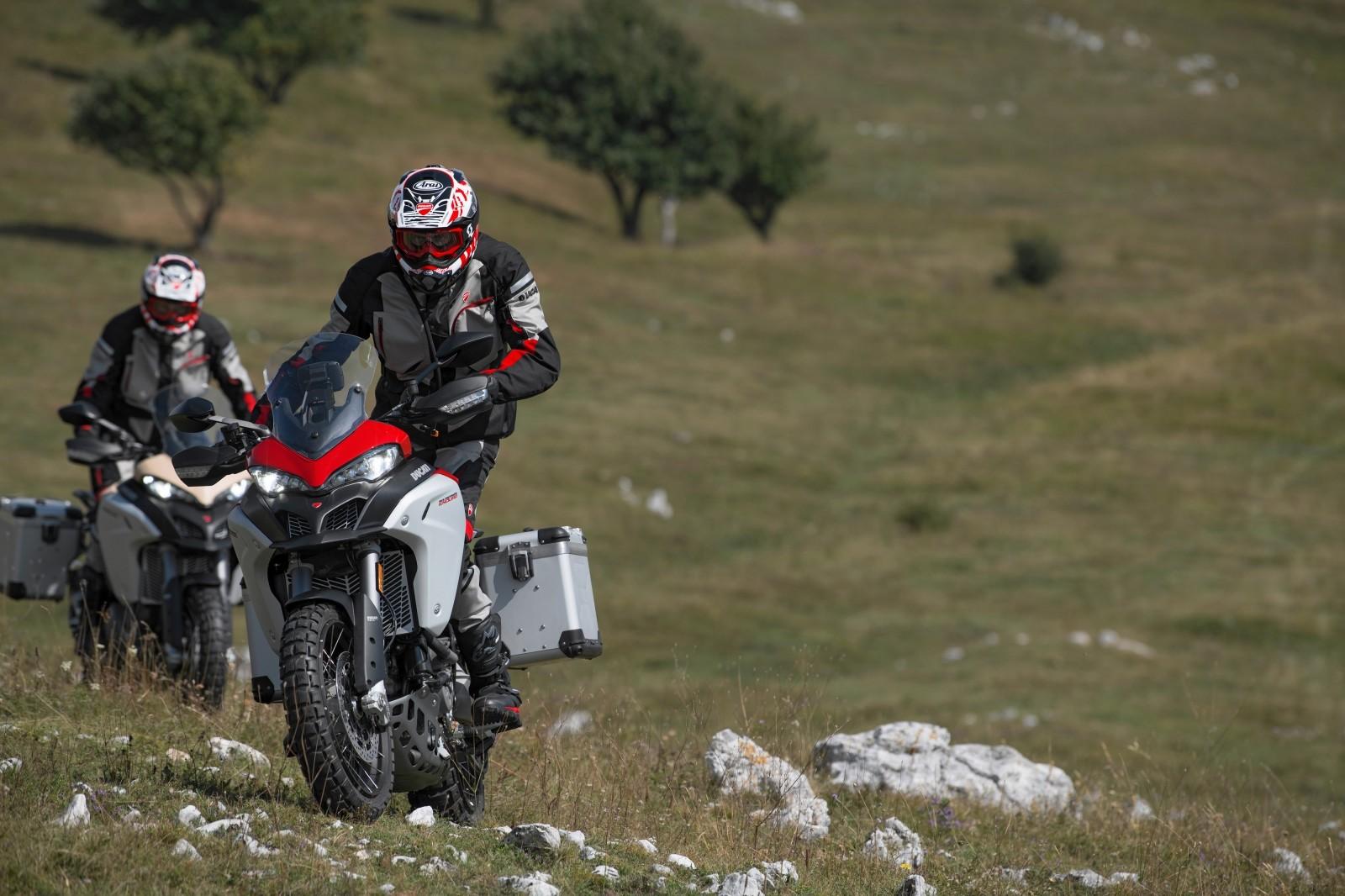Foto de Ducati Multistrada 1260 Enduro 2019 (3/68)