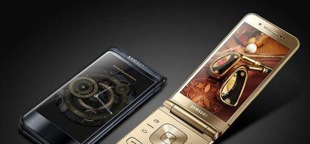 Samsung prepara un móvil tipo concha con el Snapdragon 835 y 6GB de RAM