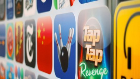 apple app store aplicaciones