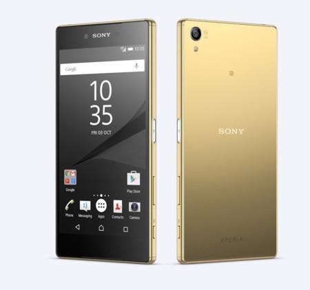 Sony Xperia Z5 Premium: llega la primera pantalla 4K a un smartphone