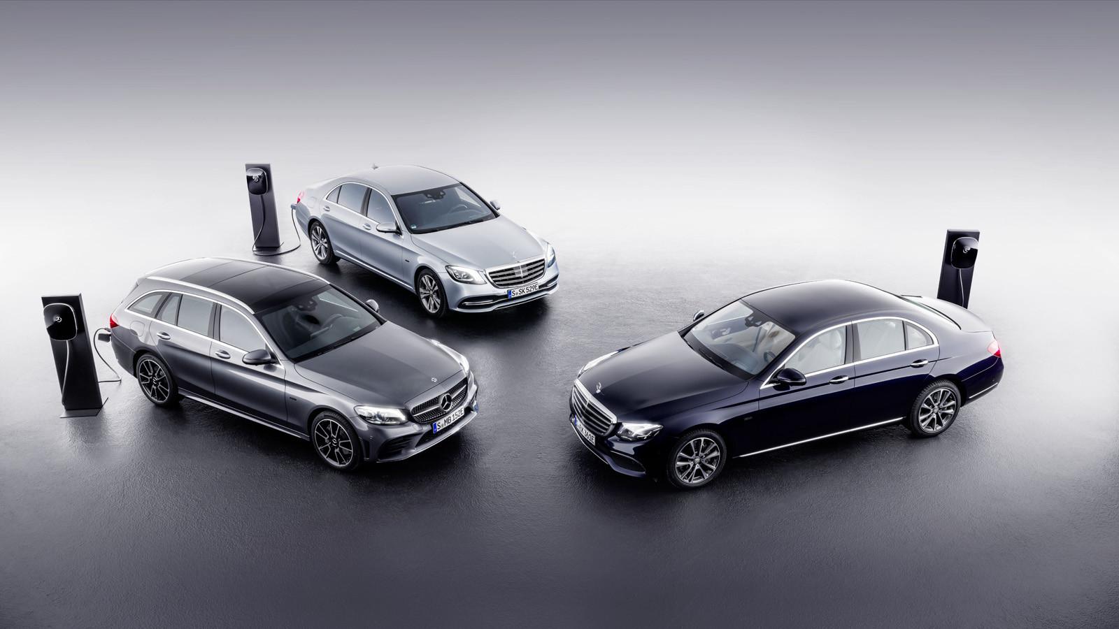Foto de Mercedes-Benz E 300 de (presentación) (1/47)