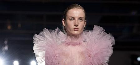 Asi es el vestido de Giambattista Valli Alta Costura que se acaba de presentar y que Paula Echevarría ya lució hace justo un año