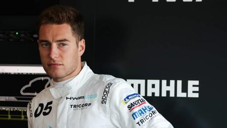 Vandoorne Mercedes F1