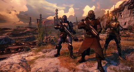 Destiny comenzó su desarrollo como un juego de acción en tercera persona