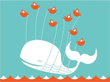 La ballena de twitter