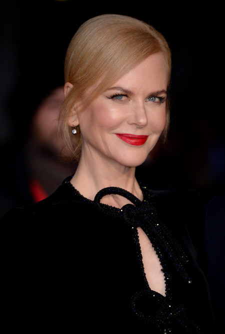 Nicole Kidman impresiona durante el Festival de Cine de Londres en la premiere de 'Lion'