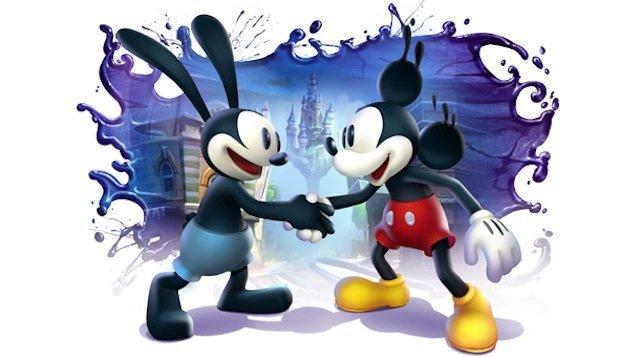 Epic Mickey 2: Oswald y Mickey