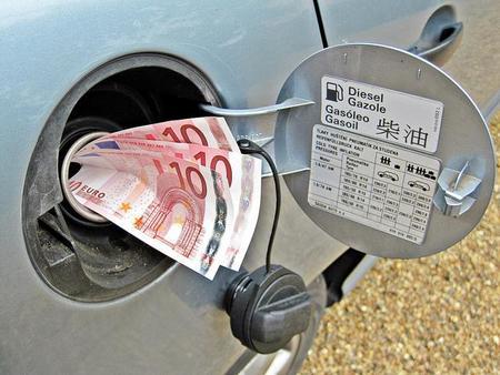 El precio de los carburantes está fuera de control
