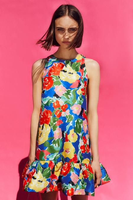 Vestido Verano 2020 Estampado 08