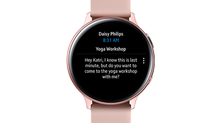 Outlook App For Samsung Watch