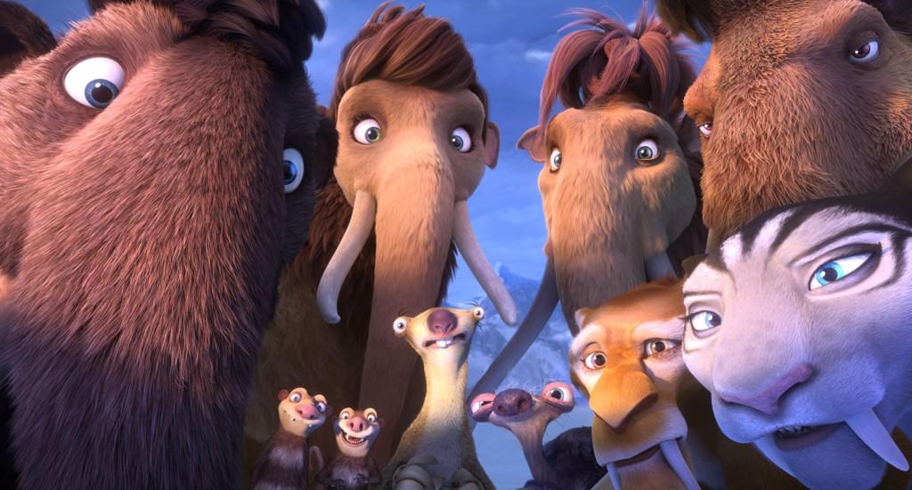 Protagonistas Ice Age El Gran Cataclismo