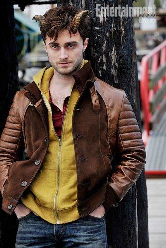 Primera imagen de Daniel Radcliffe en Horns